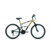 Велосипед Altair MTB FS 26 1.0 (2021)