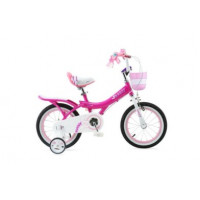 Велосипед Royal Baby RB14G-4  Bunny Girl Steel 14""