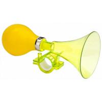 Клаксон 71DI-02 пластик/ПВХ жёлтый
