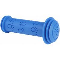 Грипсы XH-G05 113 мм синие