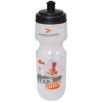 Бутылочка велосипедиста, ZG-700ML, пластик, 700 мл, FORWARD