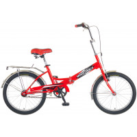 "Велосипед Novatrack FS-30 20"""