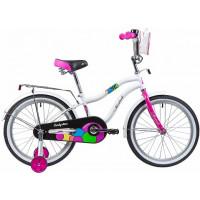 Велосипед Novatrack Candy 20 (2019)