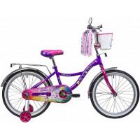 Велосипед Novatrack GIRLZZ 20 (2019)