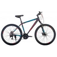 "Велосипед Hartman Hurrikan HD Pro LX Disc 27.5"" (Basis) (2021)"