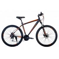 "Велосипед Hartman Hurrikan Next Hidro Disc 27.5"" (2021)"