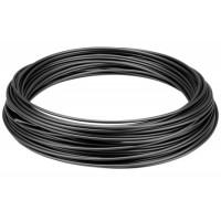 Оболочка троса тормоза диаметр 4,9 мм. (1 метр) чёрная