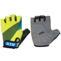 Перчатки STG летние с защитной прокладкой,застежка на липучке